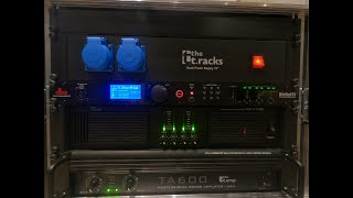 Mein Amprack #TSA 4-1300 #PA Driverack PA2