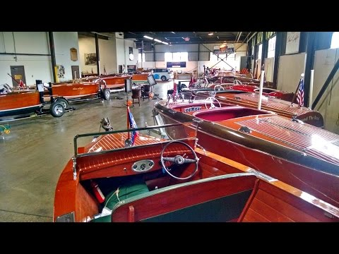 Antique Boat Center | Kentucky Collectibles | KET