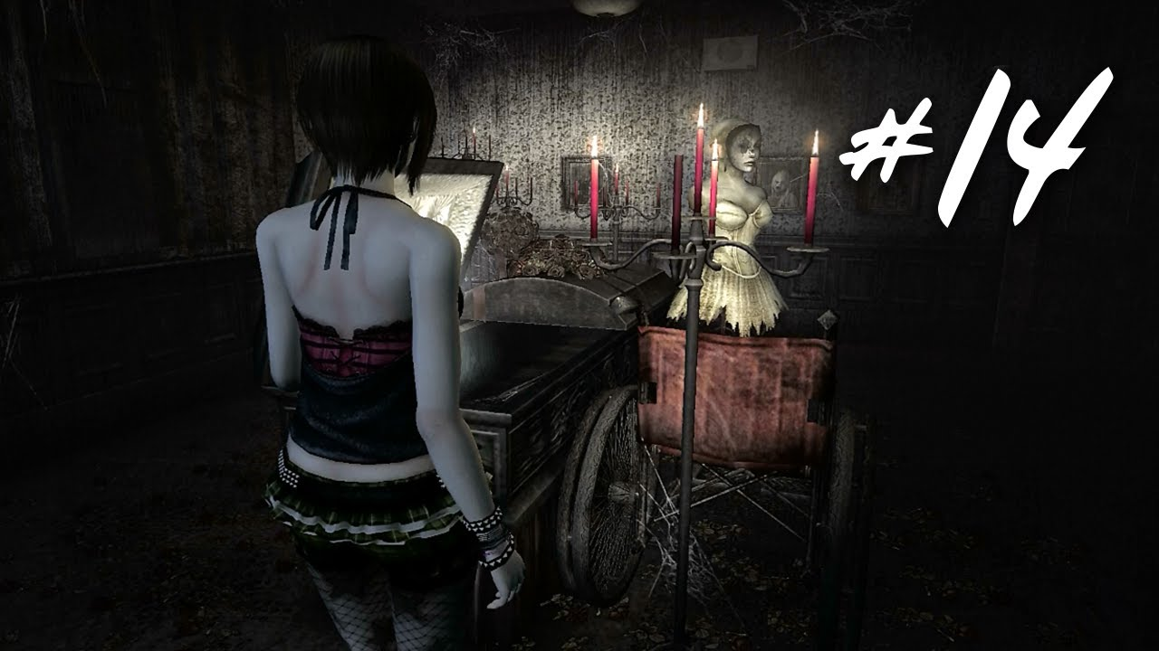 Beautiful Fatal Frame 4 English Collection - Picture Frame Design ...