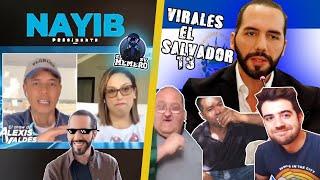 Virales De El Salvador 🇸🇻 #13 |El Memero SV
