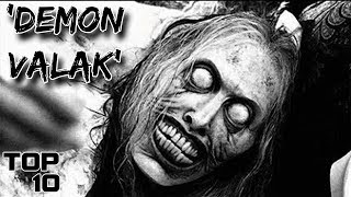Top 10 Scary Pictures That Should Have Stayed Secret - Part 2