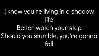 Slash - ''Shadow Life'' Lyrics