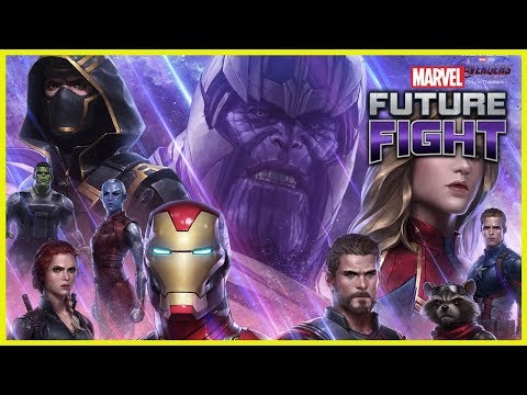 #InsetoLive 182 (Star Agent) - Marvel Future Fight