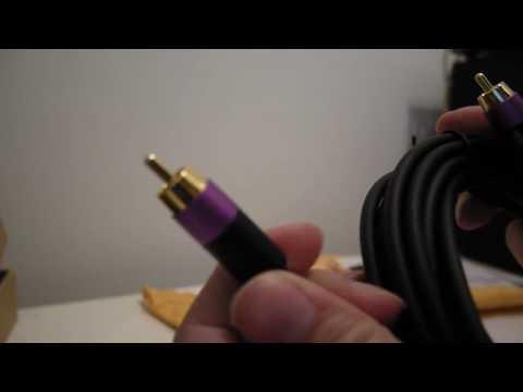 Amazon Basic Subwoofer Cable