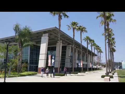 CSUF Student Recreation Center - Spring 2017 Edition