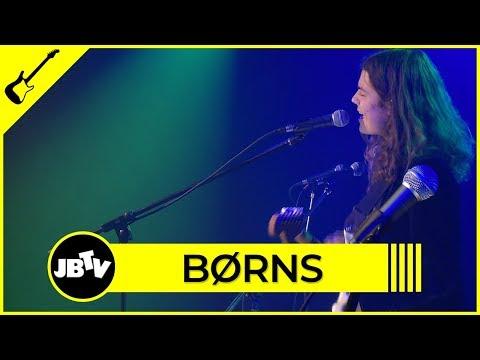 BØRNS- Past Lives | Live @ JBTV