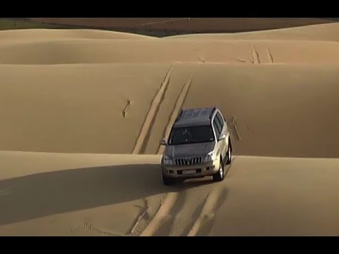 Dune driving, winch prep & Overland vehicle electrics. 4WD1, Ep5