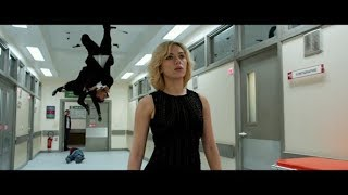 Lucy 2014- Brain usage 60% movie clip in hindi