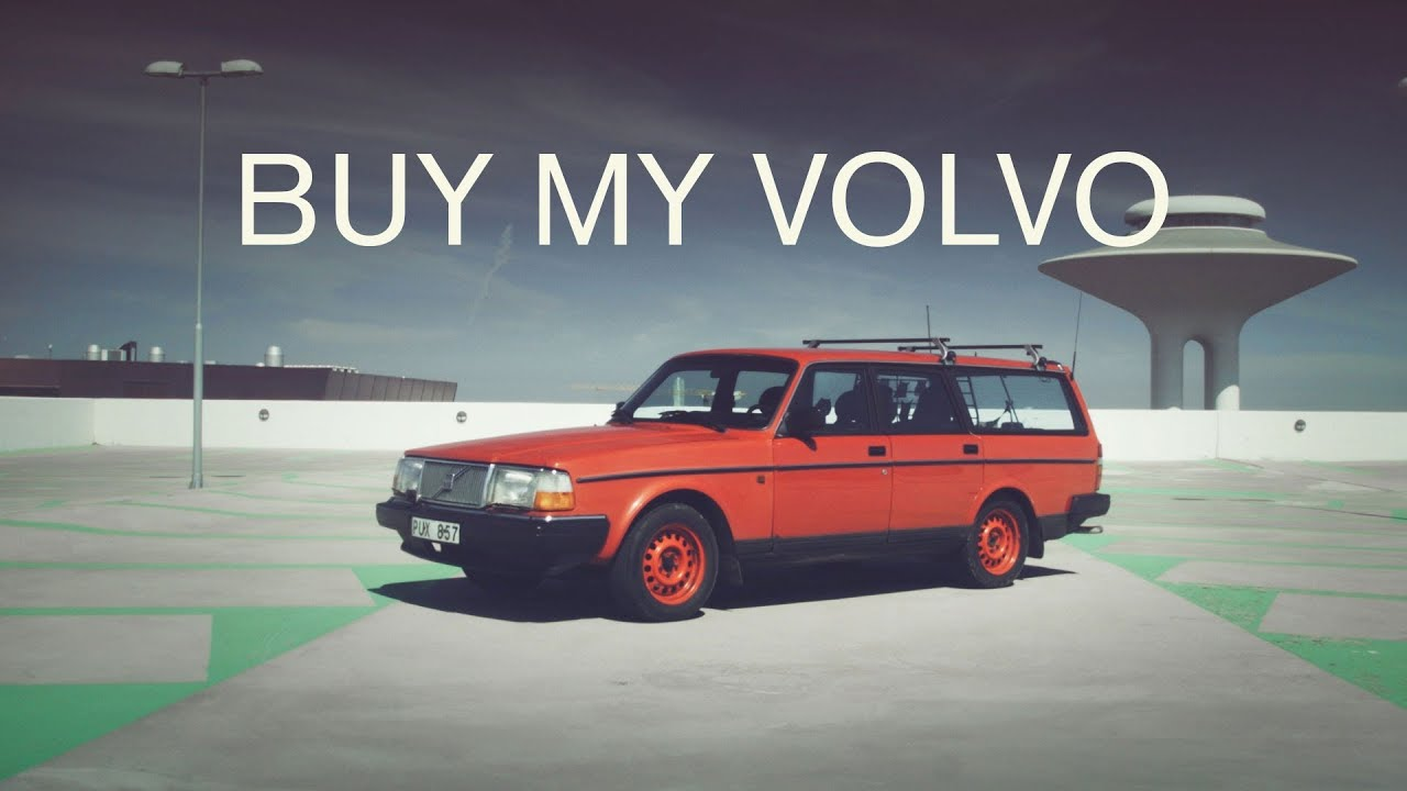 Buy My Volvo English Youtube