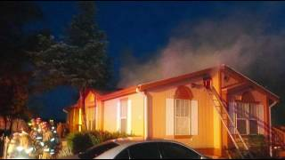 Bill's Newscast Chino Valley Home Total Loss After Fire