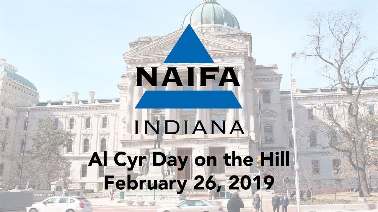 Al Cyr Day on the Hill - February 26, 2019