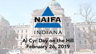 Al Cyr Day on the Hill - February 26, 2019