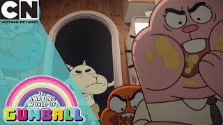 The Amazing World of Gumball | The Worst Hosts Ever! | Cartoon Network UK