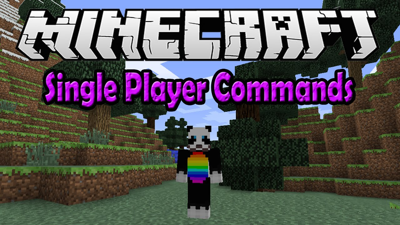 Minecraft - How To Install Single Player Commands 1.7.10 ...