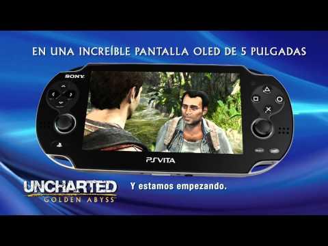 Trailer de Uncharted El Abismo de Oro español HD