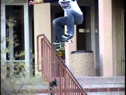 Tony Trujillo In Bloom - TransWorld SKATEboarding