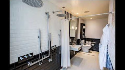 Ada handicap bathroom design
