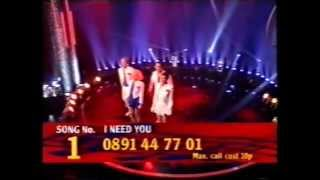 UK SFE 1995 - 01 - Deuce - I Need You