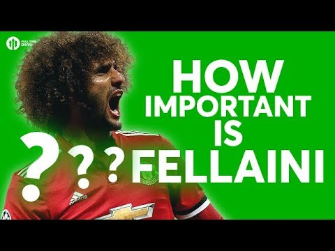 Marouane Fellaini: The HUGE Manchester United Debate!