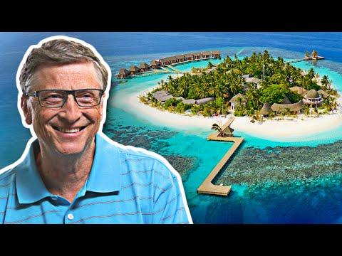 Најлудите работи што ги поседуваат најбогатите луѓе во светот