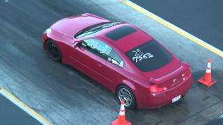 Ford Thunderbird vs Infiniti G35
