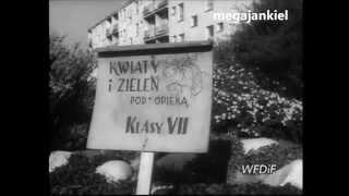 Lublin 1963 r-  LSM  ,plac zabaw ,Szkoła Podstawowa nr 29