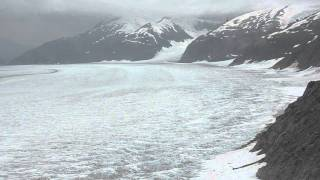 Mendenhall Glacier Helicopter and Dog Sled Adventure, Juneau Alaska