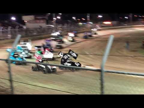 Delta Speedway Turkey Bowl 10/27/18 Restricted A Main