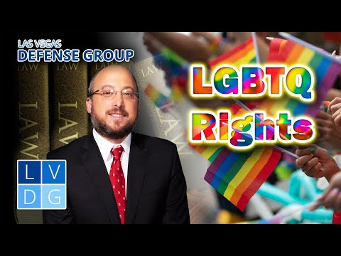 LGBTQ – Defend your rights at Las Vegas Defense Group