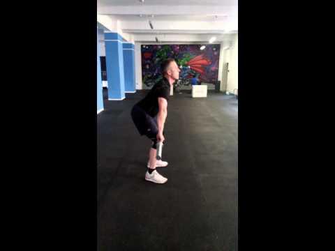 Roman snatch technique basics