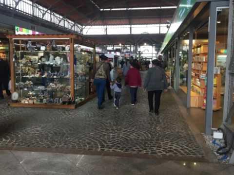 Mercado Agrícola de Montevideo (Family Vacation)