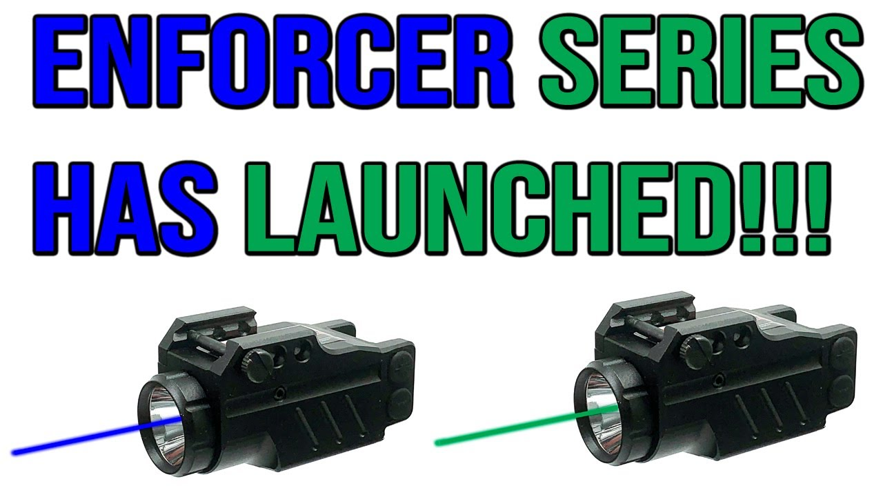 The Enforcer Series has LAUNCHED!!!