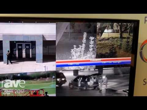 ISE 2017: Visualint Displays VIM-7150 Starlight