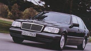 тест-драйв Mercedes-Benz W140 s600