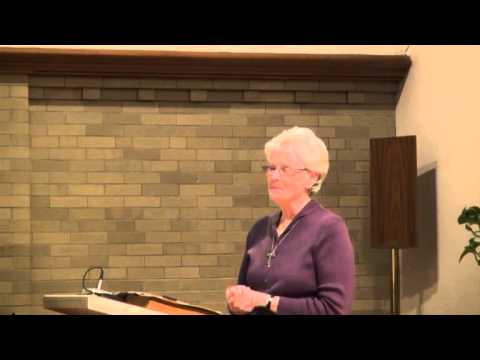 Parish Mission 2015: Listen with the ear of your heart - SIster Nancy Sheridan, SASV