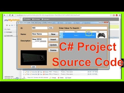 C# Project Step By Step For Beginners With Source Code - Visual Studio Full Tutorial