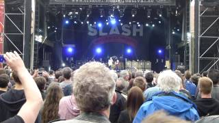 SLASH feat. Myles Kennedy & The Conspirators - 30 Years to life, Berlin 08.06.2015