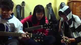 Khúc Giao Mùa - Jay Guitar Class (with Hùng QV & Phoanh Julie)