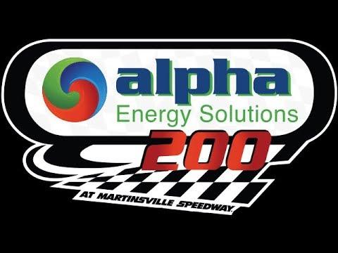 NASCAR Heat 2 career Alpha Energy Solutions 200