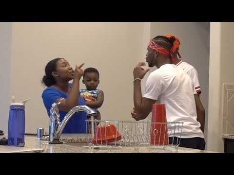 IT'S YOUR BABY PRANK ON BROTHER!!!!!