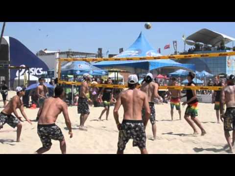 World Series of Beach Volleyball: Long Beach Legends 2015 (6 Man) (HD)