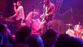 "Paper Route- ""Enemy Among Us"" live in Nashville 4/19/10"