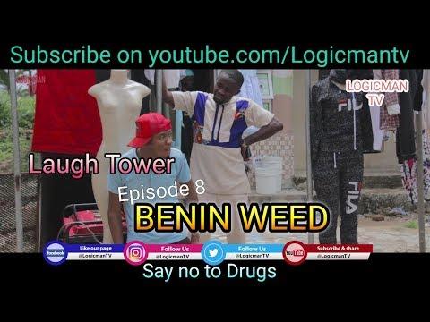 Benin Weed_ Logicman comedy video| Latest Nigeria comedy video