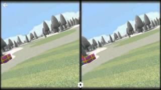 Golf VR Best Google Cardboard VR 3D SBS Apps Gameplay Virtual Reality Video