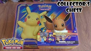 Pokemon TCG Collector's Chest Opening