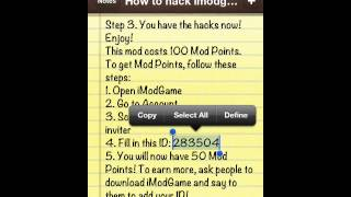 How to get Imodgame 5000 points!!!! for Clash of clans and other games