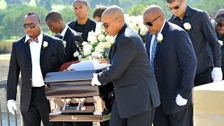 Funeral Paul Walker 14. December 2013 (Memorial/Tribute from Heart for Paul Walker)