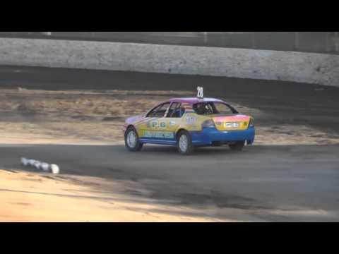 Street Stocks Heat 1 Latrobe Speedway 27/2/16