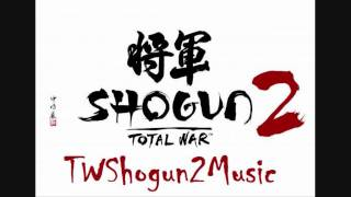 Total War: Shogun 2 Soundtrack - Battle of Shinobue Composed By Jef...