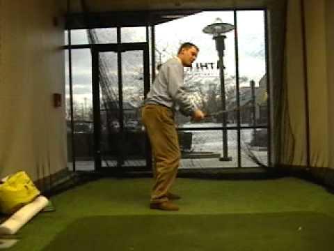 Sam Mckenney Golf Academy Sway/Slide drill